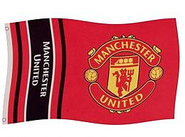 Manchester United Flagg 150 x 90 cm