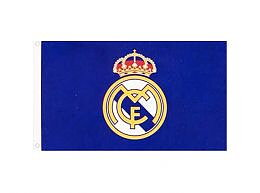 Real Madrid Flagg 150 x 90 cm
