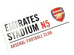Arsenal Metallskilt