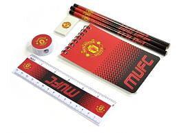 Manchester United skolesett