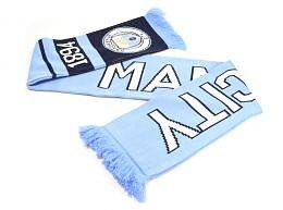 Manchester City skjerf