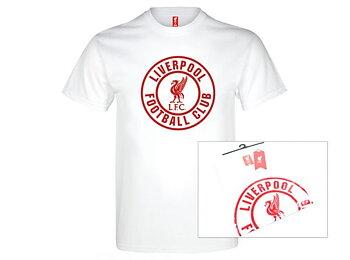 Liverpool t-skjorte (barn)