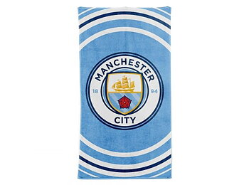 Manchester City Håndkle