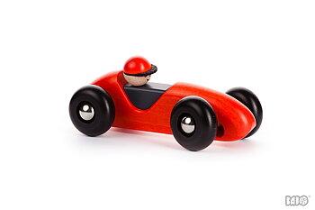 Bil som svänger - välj färg