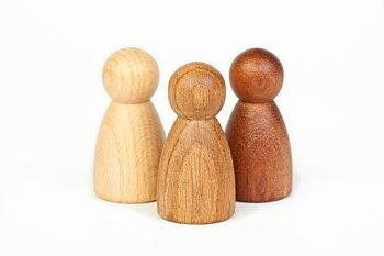 Nins olika träslag