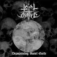 Total Hate - Depopulating Planet Earth [CD]