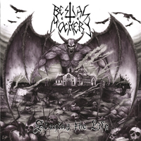 Bestial Mockery - Slaying The Life [CD]
