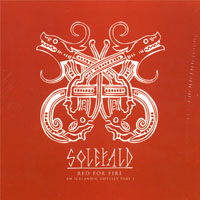 Solefald - Red for Fire: An Icelandic Odyssey: Part I [Digi-CD]