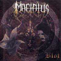 Mactätus - Blot [CD]