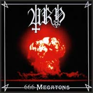 Urn - 666 Megatons [CD+Video]