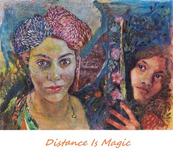 Distance is magic