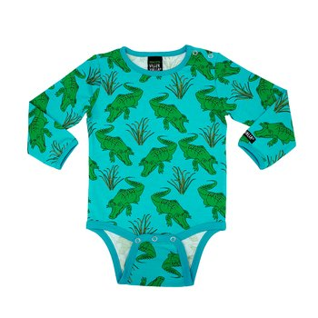Villervalla Body Baby - Crocodile