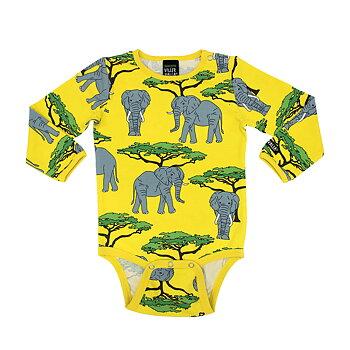 Villervalla Body Baby - Elephant