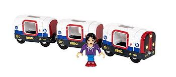 Brio - Metro Train