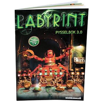 Labyrint - Pysselbok 3.0
