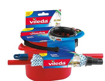 Vileda - Mopp & Hink