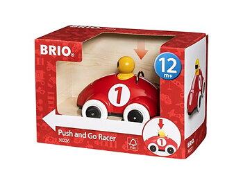 Push & Go Racerbil