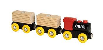 Klassisk järnväg - tåg