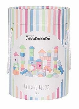 JaBaDaBaDo - Byggklossar Colour Line