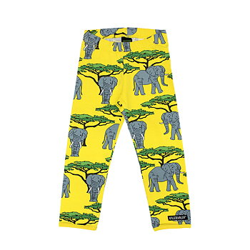 Villervalla Leggings - Elephant