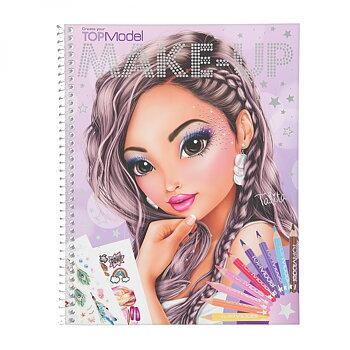 TOPModel Make-Up - Designbok