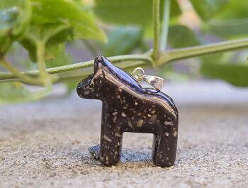 Dalecarliahorse 925-silver