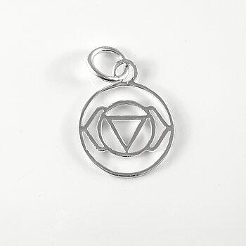 Symbol, hänge, 925-silver