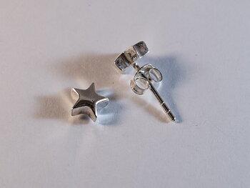 JOD Rymd. Stjärnklar, örstick 925-silver