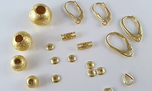 Goldplated/goldfilled sterling silver