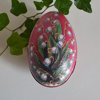 Ägg Fabergé - Liljekonvaljer