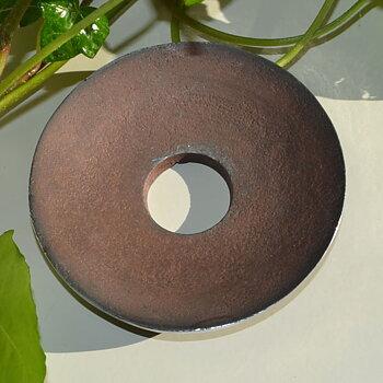 Ljusmanschett Amanda - Dark stone