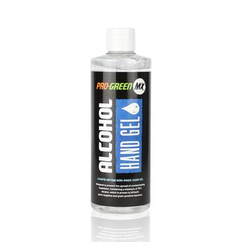 ProGreen MX ALCOHOL HAND GEL 500ML