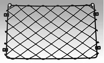Nätficka med stålram
