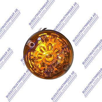 Blinklampa LED