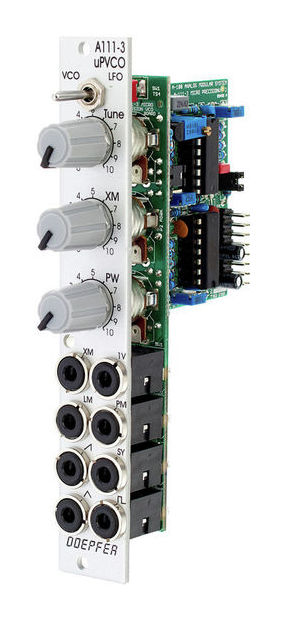 A111-3 MICRO PRECISION VCO/LFO