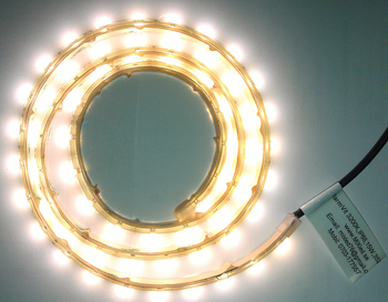 LED List/strip 3528 VarmVit, IP65