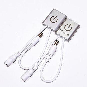 Touch-dimmer 12-24 Volt Plug & Play