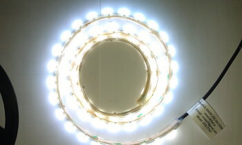 LED List/strip 3528 NormalVit, IP65