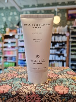 Neck & Décolletage Cream 50ml Maria Åkerberg