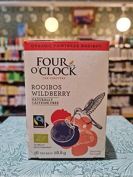 Wildberry Rooibos 16p, Four O'Clock