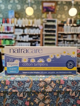 Tampong 20-pack: Super natracare