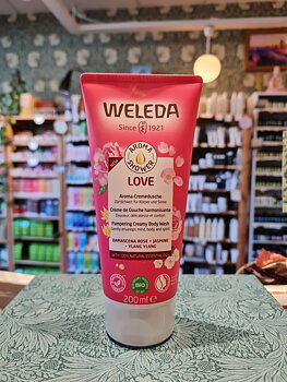 Love Creamy Body Wash 200ml Weleda