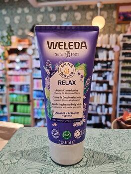 Relax Aroma Body Wash 200ml Weleda