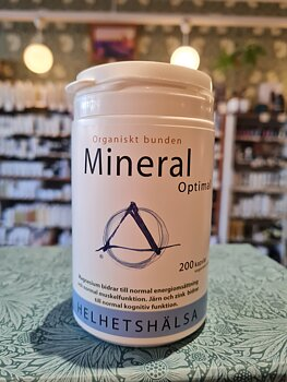 Mineral Optimal 200 kapslar