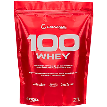 Galvanize Chrome 100 Whey  1000g
