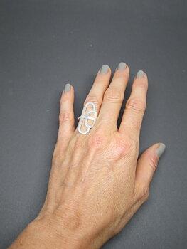 ARCH - silverring 5