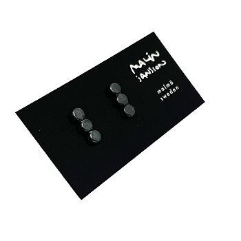 H2O DEWY - ox earrings M