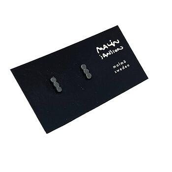 H2O DEWY - ox earrings S