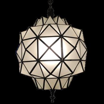 Marockansk lampa prisma