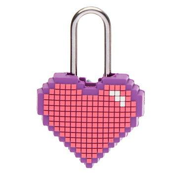 Hänglås Hjärta